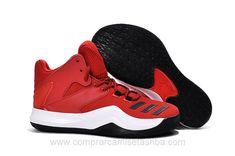 quality design 5e8a5 2b48e Zapatillas baloncesto baratas Adidas rojo Derrick Rose 6 VI hombre