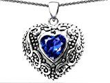 #8: Star K Sterling Silver Bali Style Puffed 7mm Heart Hand Finished Pendant   #Get Your #best #jewelry from http://ift.tt/2c7k1S5 #women #fashion #necklaces #bracelets #weddingrings #wedding #rings #Anklets #brooches #earrings #engagement #costume #designer #diamond #gold #pearl