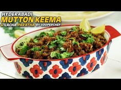 Mutton Keema Recipe: Perfect hyderabadi mutton keema Recipe with crispy lachha paratha is best to have for lunch on weekend. Make your weekend lunch more del. Keema Recipes, Paratha Recipes, Coriander Powder, Fresh Coriander, Flat Pan, Mince Meat, English Food, Good Healthy Recipes, Cooking Time