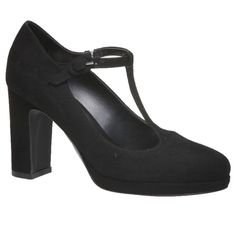 Heeled shoes in Black? What else can be better?