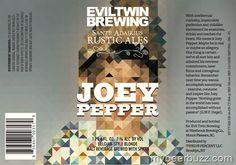 Evil Twin - Joey Pepper