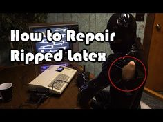 How to Repair Latex Clothing - YouTube Latex Suit, Cover, Youtube, Clothes, Sewing, Outfits, Latex Outfit, Clothing, Dressmaking