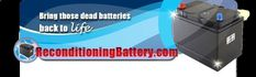 DIY Battery Reconditioning - Recondition Your Car Battery At Home www.reconditionin... The battery is a rather expensive component of your car. Though they need to be changed only every few years, they are expensive… so why not learn to save cash on batteries that can easily be reconditioned at home? Save Money And NEVER Buy A New Battery Again #batteryreconditioningathome #batteryreconditioningcars #batteryreconditioningdiy