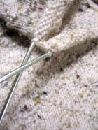 Passionate About Crafting : Easy Knitting Instructions For Beginners