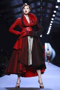 Christian Dior Haute Couture S/S 2011 Paris - the Fashion Spot