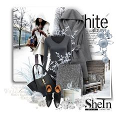 """""""SheIn"""" by zeljanadusanic ❤ liked on Polyvore featuring Sebastian Professional, WithChic, Sheinside and shein"""