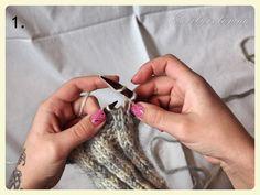 oikea silmukka, lk Knitting Stitches, Knit Crochet, Google, Silver Rings, Malli, Knit Stitches, Crochet, Knitting, Knitting Stitch Patterns