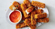 For a delicious snack or finger food idea, coat thick slices of haloumi in crushed Dorito corn chips and bake until crispy perfection.