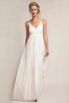Perfect Wedding Dresses for Beach Brides -- Beach Wedding Dresses: style HB6622 from, sajawedding.com