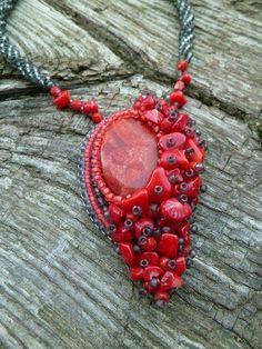 Fler CORRAL | Beadwork: pendants