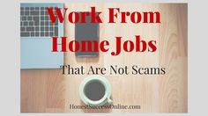 Work from home jobs has become increasingly popular over the last few years. But finding work from home jobs that are not scams is a different story. Ways To Earn Money, Earn Money From Home, Make Money Online, How To Make Money, Work From Home Jobs, Affiliate Marketing, Success, Learning, Blog