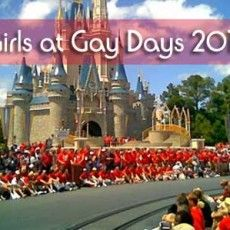 gay Disney schedule lesbian world and