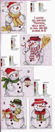 Ainda da tempo caprichar na decoração de Natal, vamos bordar?