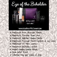 Eye of the Beholder Collection <3  📲💻www.HeatherMcCowan.com 👉🏼Shop👉🏼Collections & Sets👉Eye of the Beholder