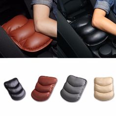 1pc Car Armrests Cover Pad Console Arm Rest Pad For  Chevrolet Cruze TRAX Aveo Lova Sail EPICA Captiva Volt Camaro Cobalt