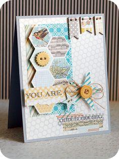 """You are a star"" Lea's Cupcakes & Sunshine: Nina B Designs Dream Team April Blog Hop"
