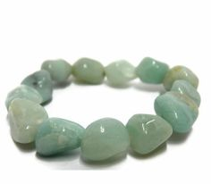 Calming Crystals Bracelet for Active Kids Stretchable Cord