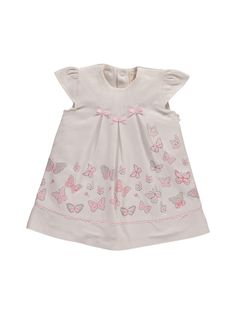 Girls Age 0-3 Months BNWOT BHS Sample Hooded Coat White /& Pink
