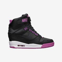 I need these!!  Nike Air Revolution Sky Hi Women's Shoe