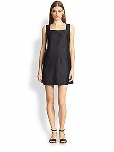 Courreges Pocket Shift Dress