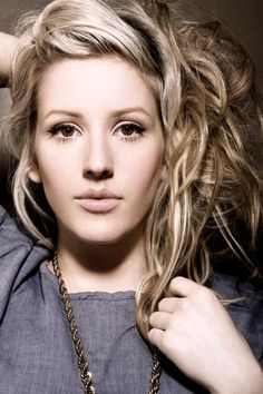 Ellie Goulding - one of the most beautiful women ever.