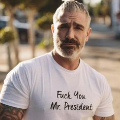 Ok this shirt is made in the USA.. that's all I have to say… #fuckyoumrpresident