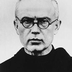 Maxamillian Kolbe was a Polish priest who volunteered to die in the place of a man in Auschwitz after he overheard him cry out for his wife and children. The man he saved, Mr. Gajowniczek, died in 1995 at the age of 93.