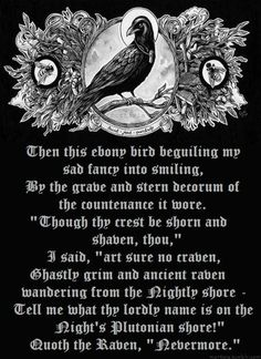 The Raven by Edgar Allen Poe read by Vincent Price | POETRY ...