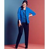 Calvin+Klein+Plus+Size+Suit+Separates+Collection