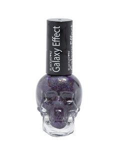 Blackheart Galaxy Effect Nail Polish,