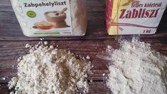 Zabliszt zabpehelyliszt különbség Coconut Flakes, Minion, Superfood, Fondant, Spices, Food And Drink, Keto, Bread, Healthy