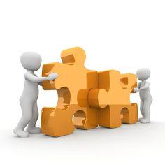 Strukturen Par-Pussel tränar problemlösning, samarbete samt att sätta ord på sina kunskaper