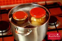 #poradnik o tym jak pasteryzować słoiki z przetworami http://pozytywnakuchnia.pl/jak-pasteryzowac-sloiki/ #kuchnia #przetwory