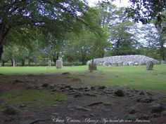 Clava Cairns-Bronze Age (2200 -700 BC) burial site