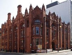 Newhall Street, Birmingham, UK - where my Mum was a beautifully-spoken GPO telephone operator in the days before British Telecom