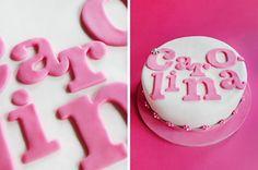 Carolina's Communion Cake