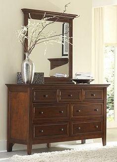 Ashebrooke 62 Inch Dresser   Havertys Furniture #his