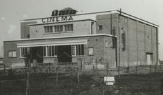 East Tilbury Bata Estate Cinema newly completed, opened fri 14th Oct 1938