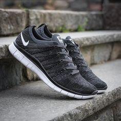 best service c2b39 6e671 Nike Flyknit Free NSW Zapatillas Moda 2017, Zapatos Nike Hombre, Looks Con  Zapatillas,