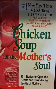 Love Chicken Soup books!