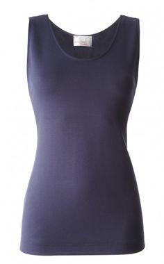 Top Modell 600043 - super zum Kombinieren unter Blusen, Jacken, zu Hosen und Röcken