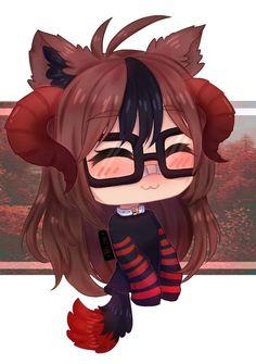 UwU I put dis photo as my yt channel pic, if u wanna see it, its called GachaLifeAri UwU. bc ma name is Arianna UwUz Anime Girl Drawings, Cute Kawaii Drawings, Cute Anime Chibi, Cute Anime Pics, Persona Anime, Cute Anime Character, Cute Pokemon, Anime Outfits, Cute Illustration