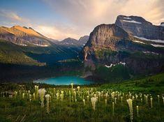 Glacier National Park?