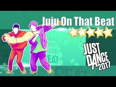 Just Dance 2017: Can't Stop The Feeling by Justin Timberlake- Official Track Gameplay [US] - YouTube