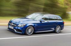 Mercedes-Benz has announced they are now taking orders for their new high-performance AMG GT and AMG models in Germany Mercedes Benz C63 Amg, Amg C63, E63 Amg Wagon, C 63 Amg, Luxury Car Brands, Wagon Cars, Sports Wagon, Sport Cars, Dream Cars
