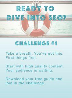 Do you feel overwhelmed by improving SEO? via @kel_everyday