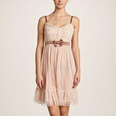 robe courte rose poudre naf naf - Robe Rose Poudre Mariage