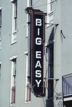 Big Easy - New Orleans