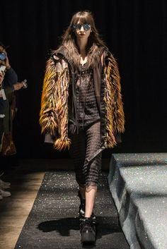 Nicopanda Fall 2016 Ready-to-Wear Fashion Show