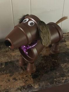 My Clay Pot Dog